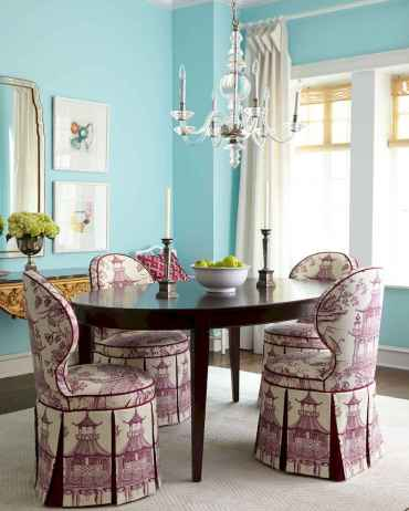 55 simple diy wooden dining table ideas that will inspire you (38)