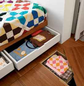 65+ clever storage ideas for small apartment spaces (21)