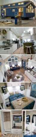 65 cute tiny house ideas & organization tips (2)