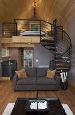 65 cute tiny house ideas & organization tips (62)