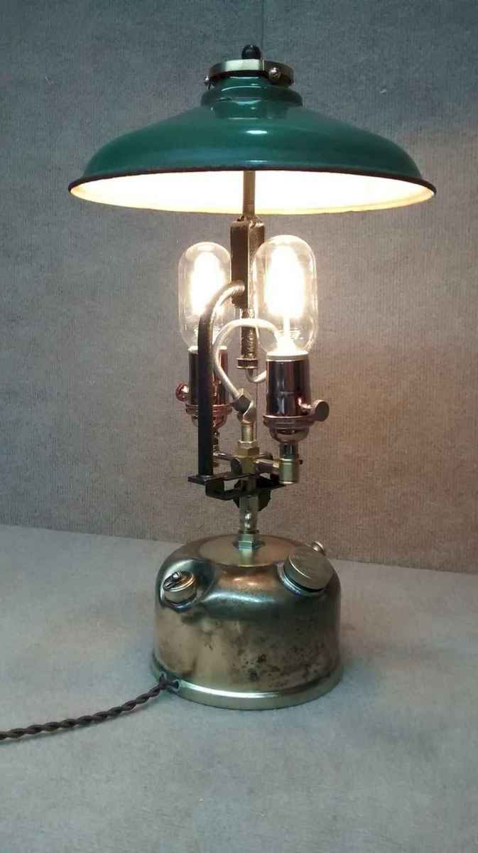 70 cheap diy industrial pipe lamps ideas to decor your home (50)