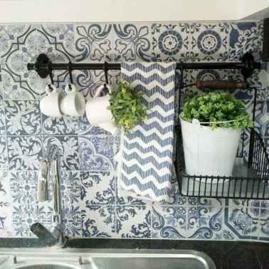 70+ effective small house hacks & tips to organizing (67)