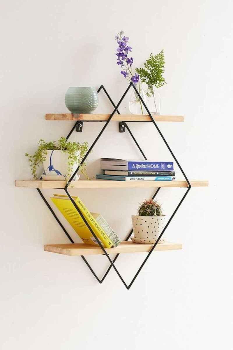 75+ minimalist diy room decor ideas that fit small room (57)