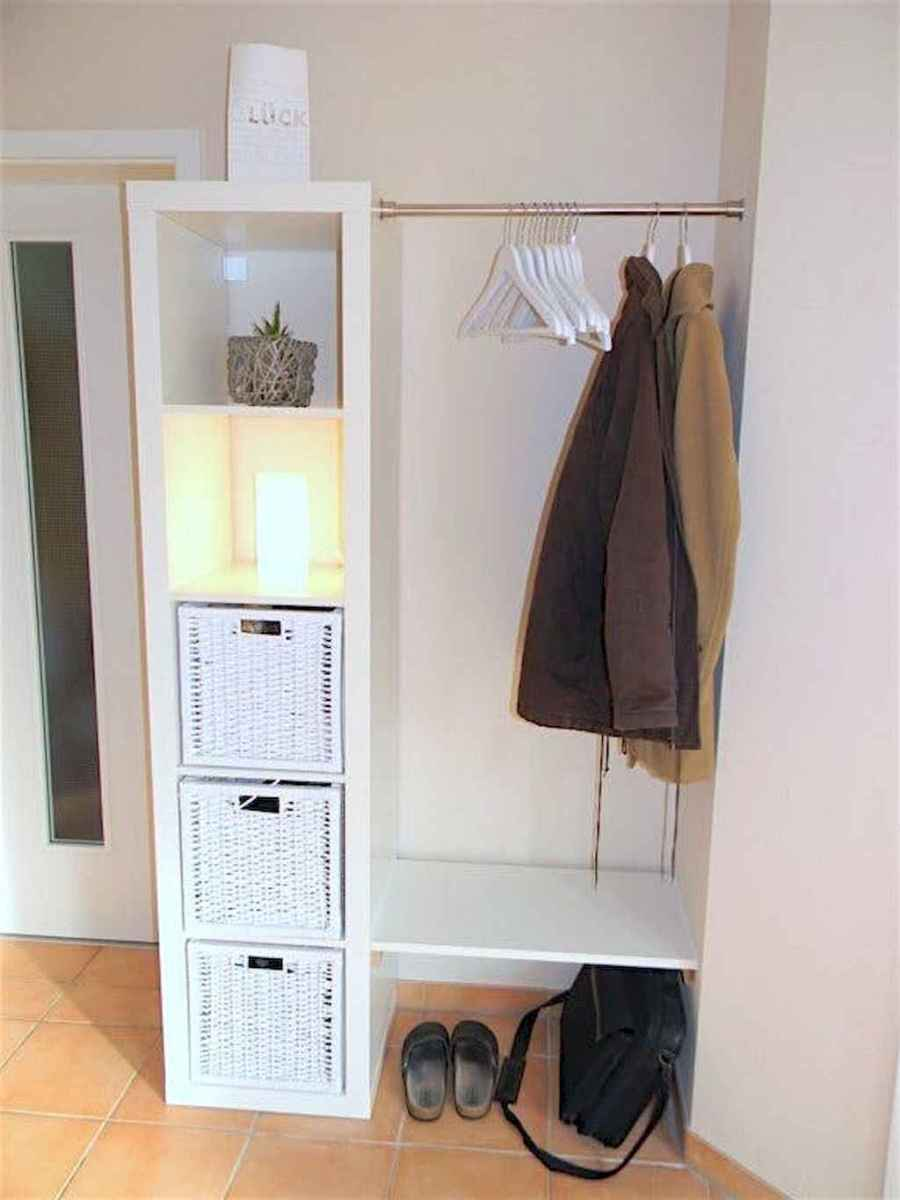 Clever small apartment hacks and organization ideas (23)