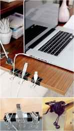 Clever small apartment hacks and organization ideas (25)
