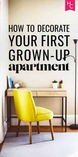 Clever small apartment hacks and organization ideas (9)