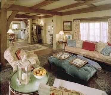 Cozy living room design & decorating ideas (45)