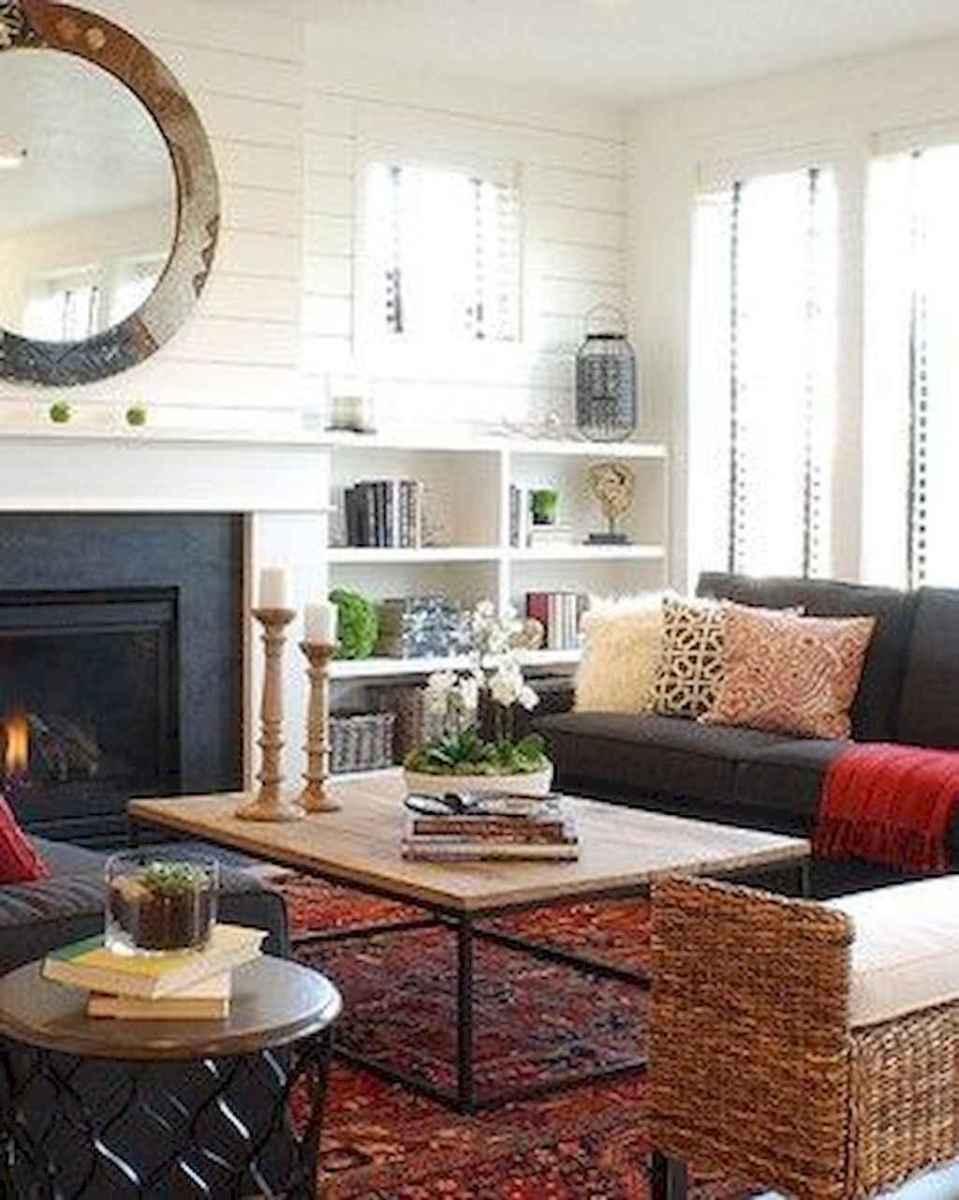 Cozy living room design & decorating ideas (64)