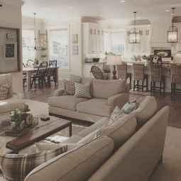 Cozy living room design & decorating ideas (65)