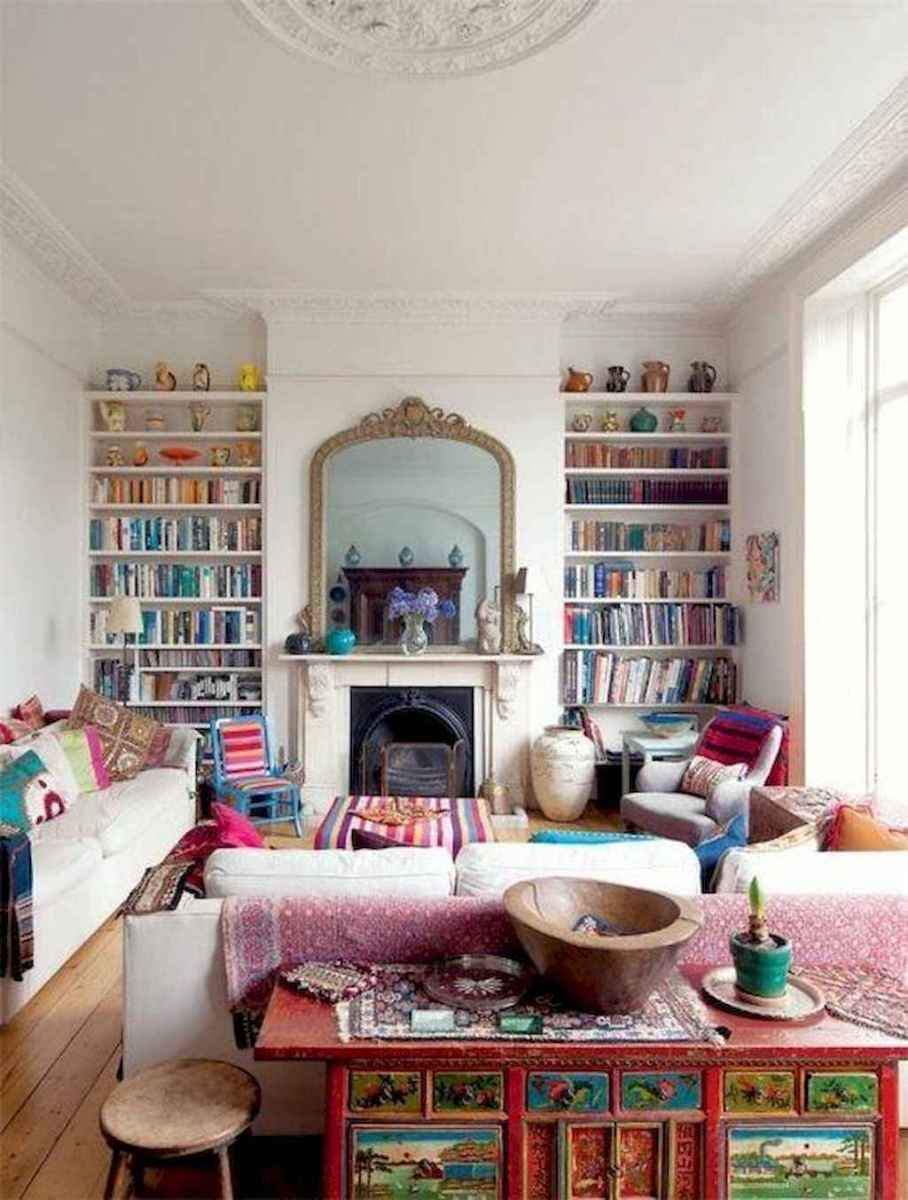 Cozy living room design & decorating ideas (72)