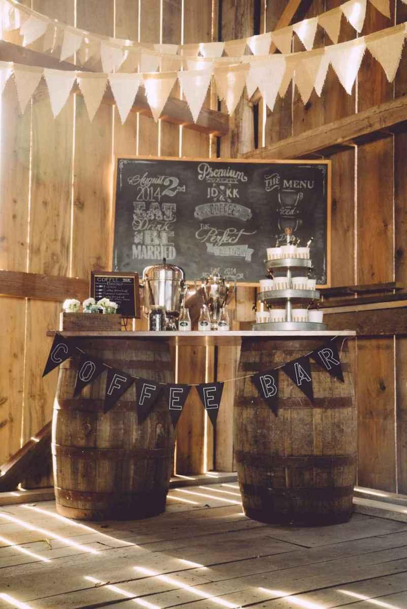Diy home coffee bar ideas for coffee addict (25)