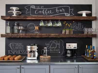 Diy home coffee bar ideas for coffee addict (5)
