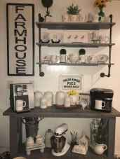 Diy home coffee bar ideas for coffee addict (8)