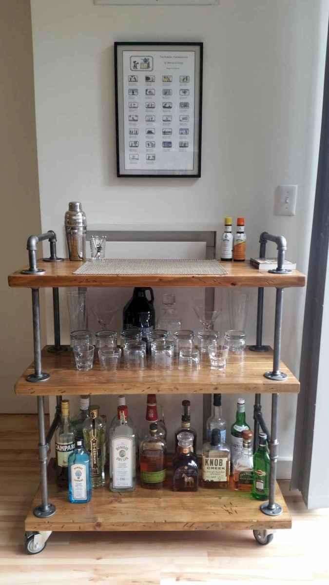 Diy home coffee bar ideas for coffee addict (9)