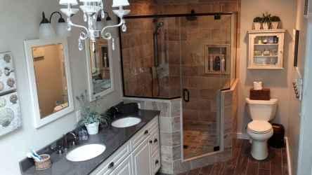 Efficient small bathroom shower remodel ideas (26)