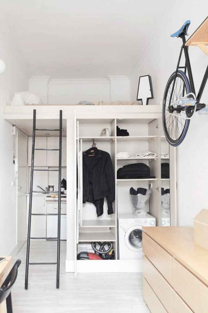 Elegant scandinavian interior decorating ideas for small spaces (22)