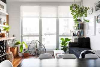 Elegant scandinavian interior decorating ideas for small spaces (31)
