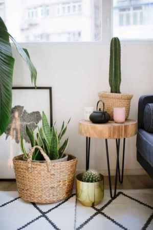 Elegant scandinavian interior decorating ideas for small spaces (33)