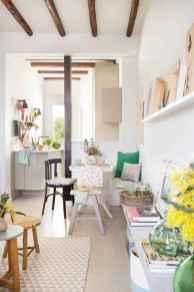 Elegant scandinavian interior decorating ideas for small spaces (35)