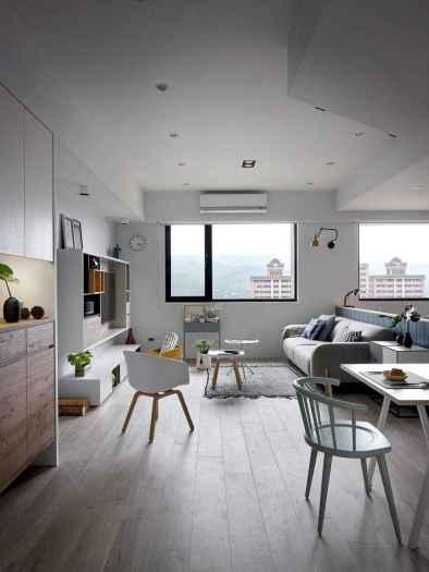 Elegant scandinavian interior decorating ideas for small spaces (45)