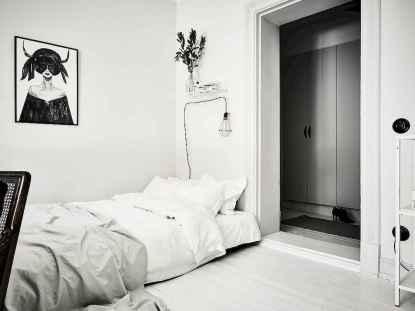 Elegant scandinavian interior decorating ideas for small spaces (52)