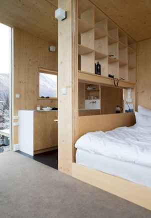 Elegant scandinavian interior decorating ideas for small spaces (62)