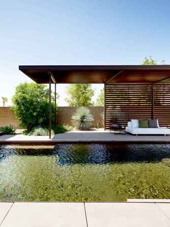 Incredible wood backyard pavilion design ideas outdoor (15)