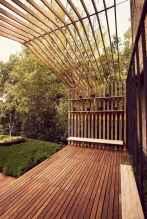 Incredible wood backyard pavilion design ideas outdoor (60)
