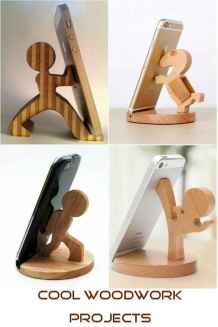 Incredible woodworking ideas to decor your home (43)