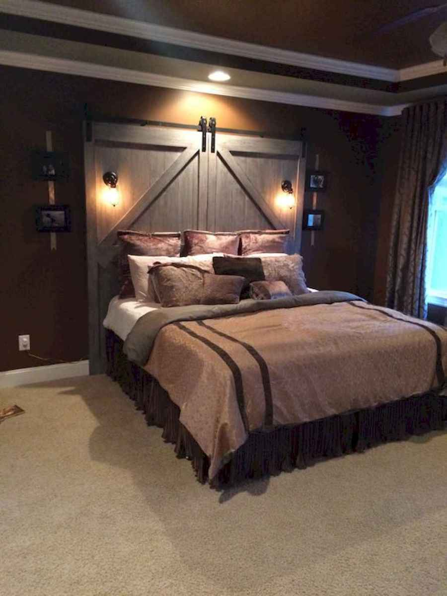Inspiring modern farmhouse bedroom decor ideas (44)