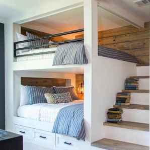 Inspiring modern farmhouse bedroom decor ideas (5)