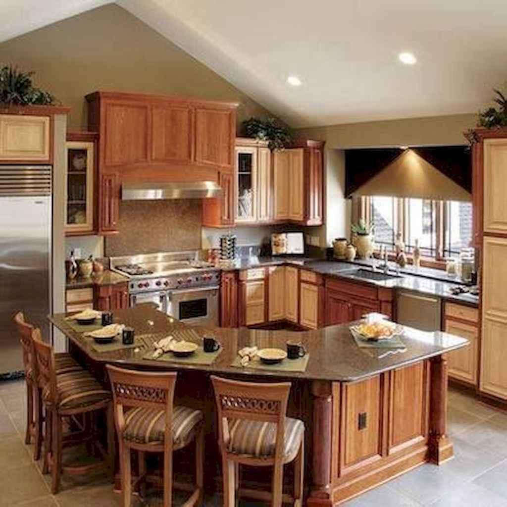 Modern & functional kitchen layout ideas (59)