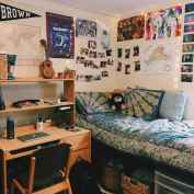 Most efficient dorm room ideas organization (19)