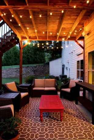 Small patio garden design ideas backyard (29)