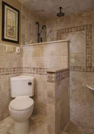 75 efficient small bathroom remodel design ideas (70)