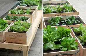 Adorable diy container herb garden design ideas (48)