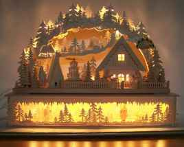 Awesome christmas decoration ideas 34