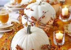 Beautiful 29 thanksgiving decoration ideas