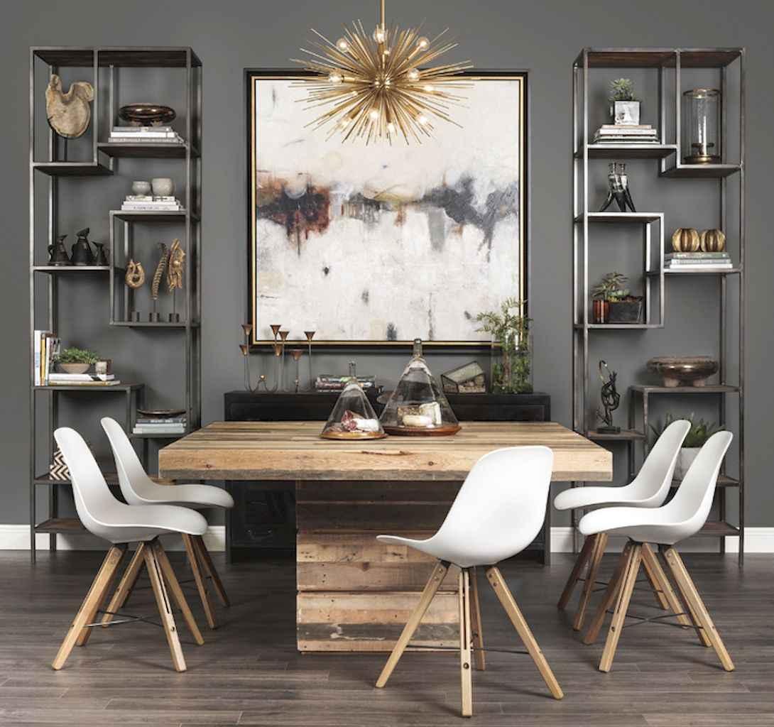 Beautiful dining room design and decor ideas (32)