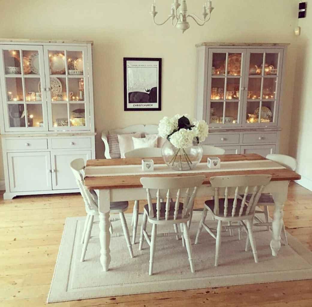 Beautiful dining room design and decor ideas (33)