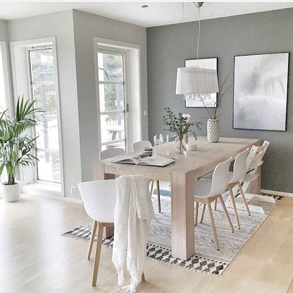 Beautiful dining room design and decor ideas (38)