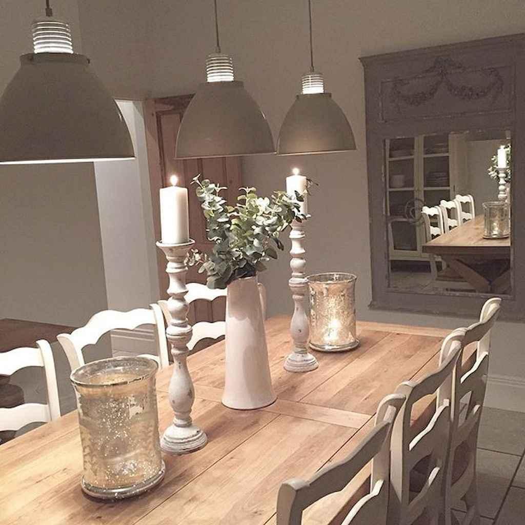 Beautiful dining room design and decor ideas (44)