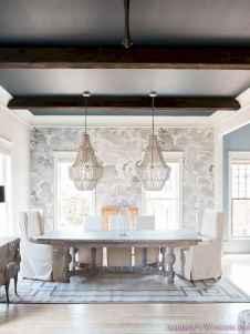 Minimalist dining room decorating ideas (33)