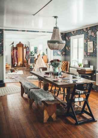Minimalist dining room decorating ideas (40)