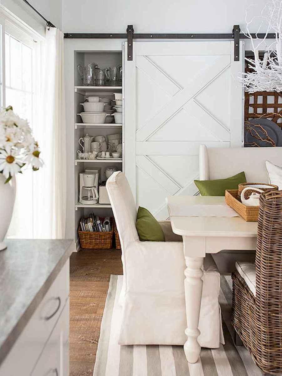 Modern farmhouse dining room decor ideas (12)