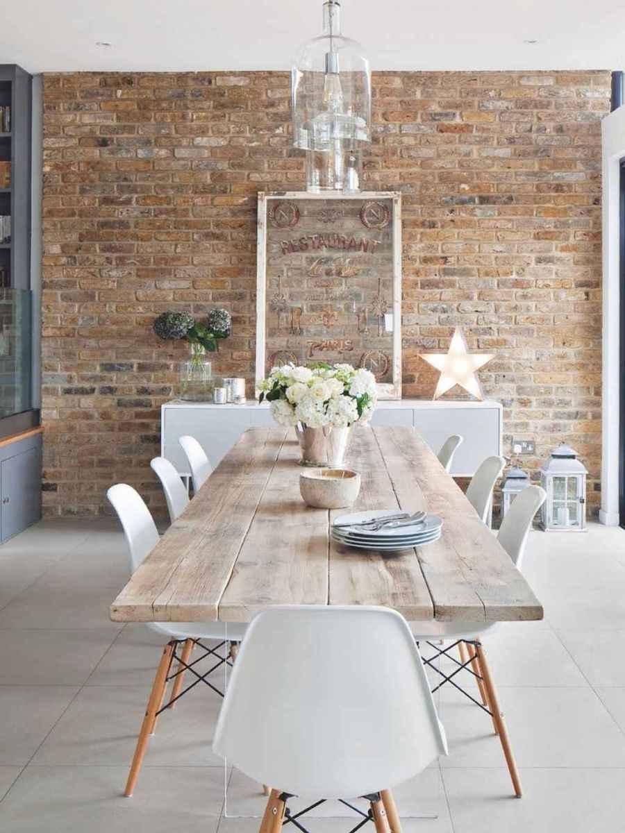 Modern farmhouse dining room decor ideas (22)