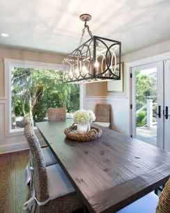 Modern farmhouse dining room decor ideas (39)
