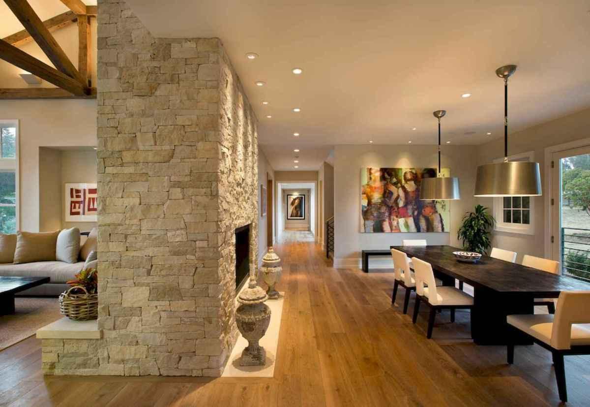 Modern farmhouse dining room decor ideas (41)