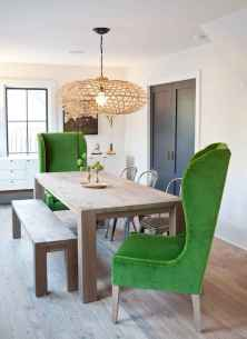 Modern farmhouse dining room decor ideas (5)