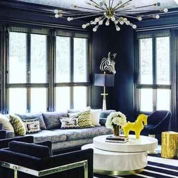 Simple 19 modern living room design ideas